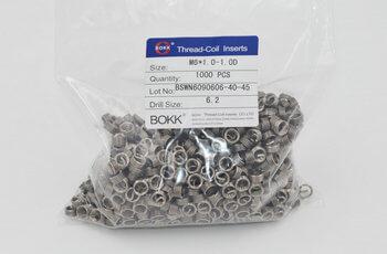 X750/N60耐高温钢丝螺套